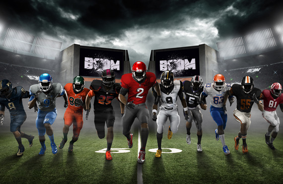 Nike: Pro Combat Uniforms