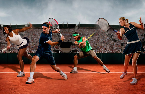 Nike Tennis French Open